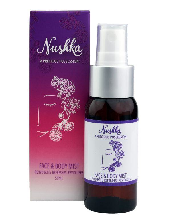 Nushka Face and Body Mist