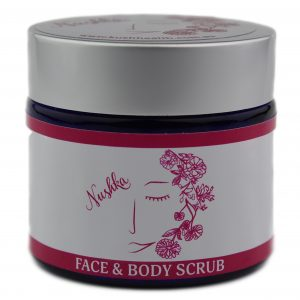 Nushka Face and Body Scrub